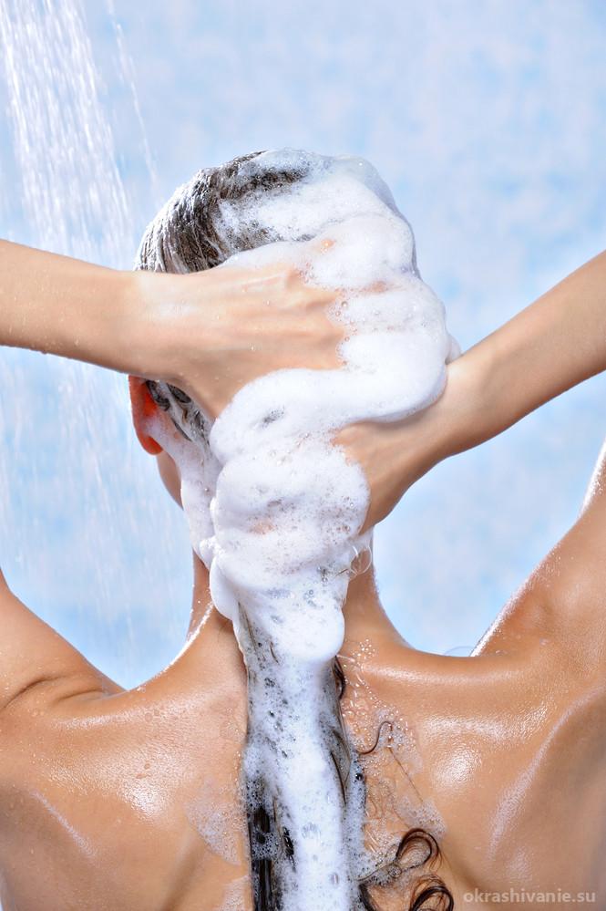 Чем шампунь для окрашенных волос отличается от обычного?