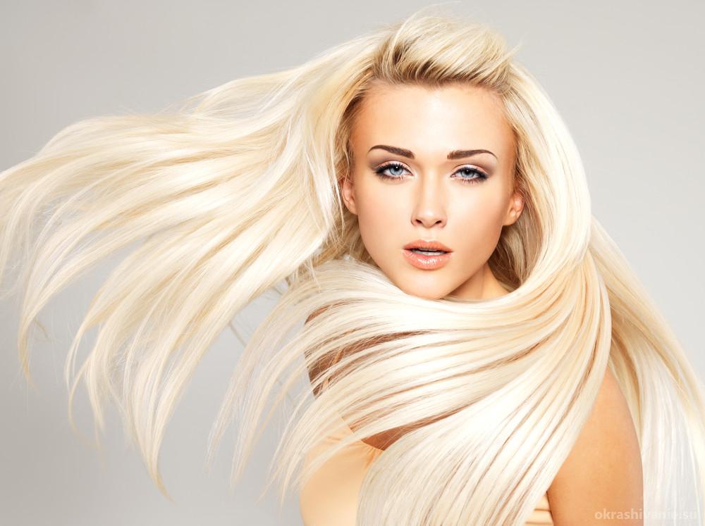 Что такое блондирование волос?