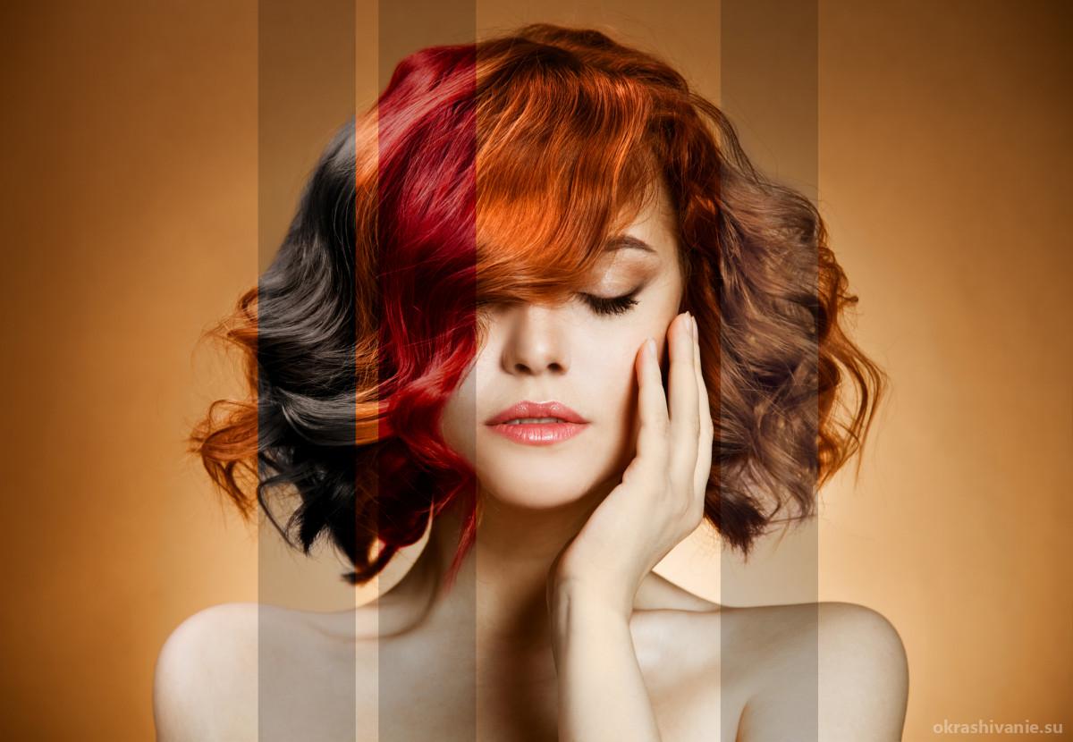 Топ ошибок при окрашивании волос